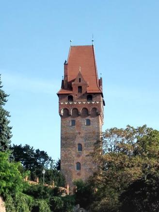 Kapitelturm der Burg Tangermünde