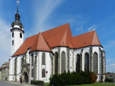 Die Stadtkirche St. Marien (Foto: A. Köppel | http://commons.wikimedia.org | Lizenz: CC BY-SA 3.0 DE)