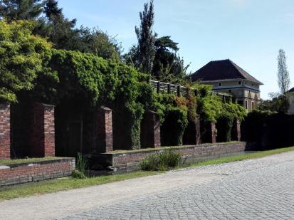 Pagodengalerie in Neumarts Garten