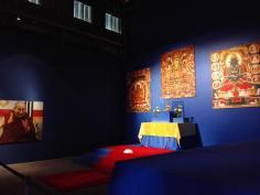 Mediationsraum innerhalb der Ausstellung