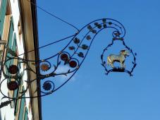 In der Altstadt von Engen