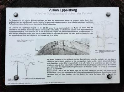 Infotafel am Eppelsberg