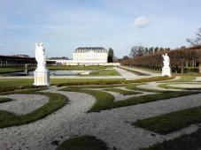 Heiligabend am Brühler Schloss