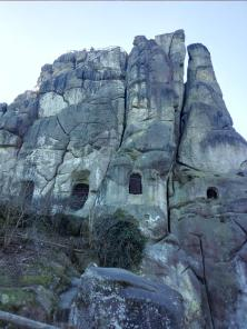 Naturdenkmal Externsteine