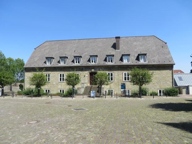 Erinnerungsstätte Wewelsburg 1933–1945 (Foto: Reclus | http://commons.wikimedia.org | Lizenz: CC BY-SA 3.0 DE)