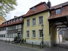 Historische Bauten rund um den Gerricusplatz