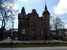 Die Villa Steisel - Ein prächtiger Bau aus der Gründerzeit am Kirchplatz