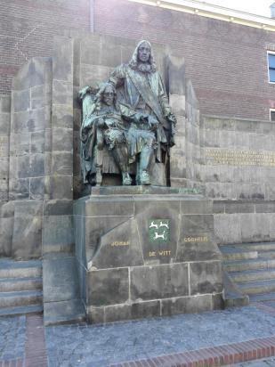 Denkmal für die Brüder De Witt