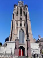 Die Grote Kerk von Dordrecht