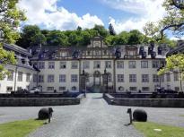 Hauptgebäude des Wasserschloss Ehreshoven