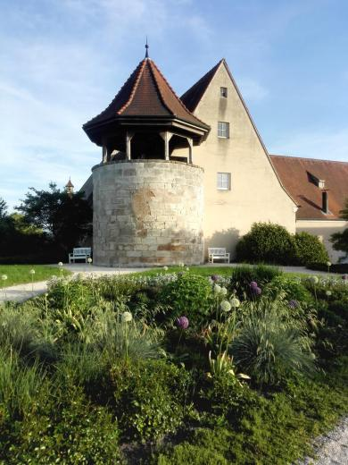 Wehrturm an der Ostseite