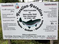 Das Forellen-Paradies - hier finden Angler ihr Glück