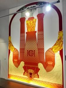 Logo der Kokerei in Jugendstil-Optik