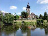 Stadtkirche an der Werra