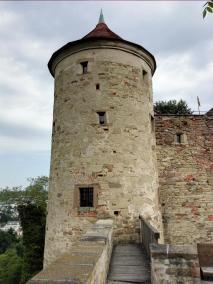 Westturm der Anlage