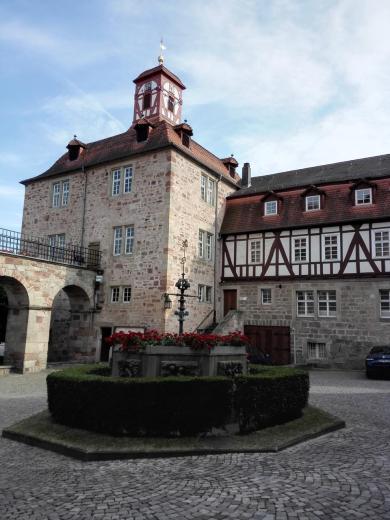 In der Großen Kreisstadt Eschwege