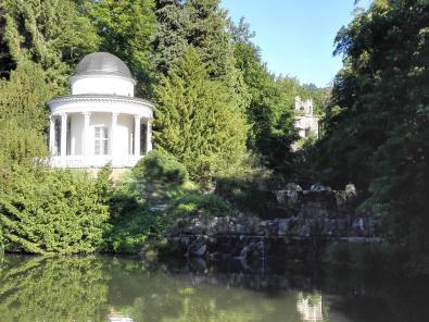 Der Englische Pavillon