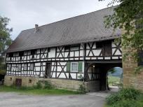Wirtschaftsgebäude in der Vorburg