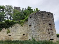 Wehrturm an der Südseite