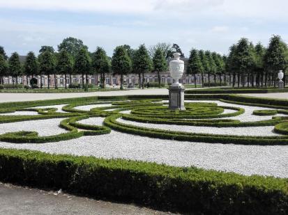 Gartenanlagen im Stil von Versailles