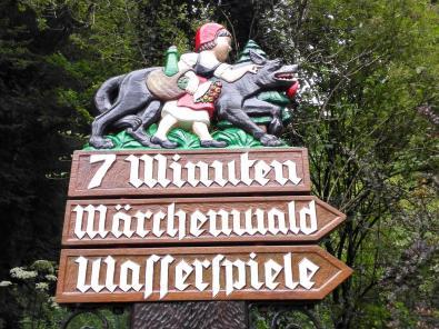 Hier gehts zum Märchenwald