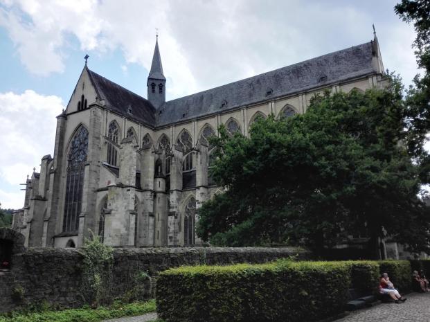 Der Dom von Altenberg