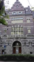 Eingang zum Amtsgericht