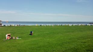 Strandkörbe bei Horumersiel