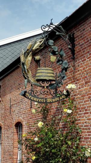 Wappen am Biermuseum