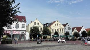 Marktplatz von Jever