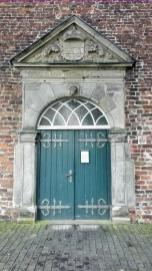 Portal der Lutherkirche