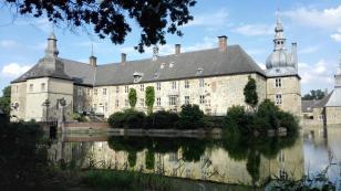 Am Wasserschloss Lembeck