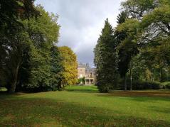 Im Park von Schloss Garath
