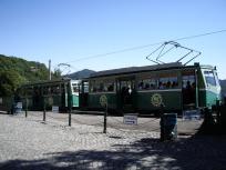 Zahnradbahn auf den Drachenfels (Foto: Aholtman | http://commons.wikimedia.org | Lizenz: CC BY-SA 3.0 DE)