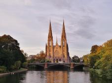 Abendtour durch Straßburg