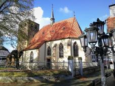 Die alte Schlosskapelle