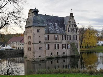 Das Wasserschloss Bodelschwingh