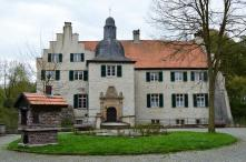 Innenhof von Haus Dellwig (Foto: Raenmaen   http://commons.wikimedia.org   Lizenz: CC BY-SA 3.0 DE)