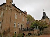 Das Herrenhaus von Schloss Loersfeld