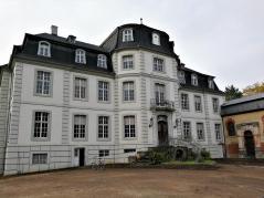 Das Herrenhaus von Schloss Türnich