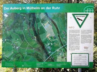 Der Auberg gehört bereits zu Mülheim