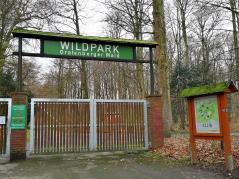 Am Rande des Grafenberger Wildparks