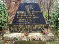 Mahnmal für 33 ermordete russische Kriegsgefangene durch die Nazis