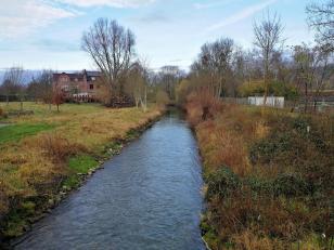 Grenzüberschreitendes Naturschutzgebiet im Wurmtal