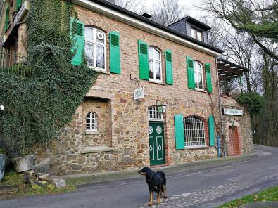 Die Wietsche Mühle - heute ein Gasthof