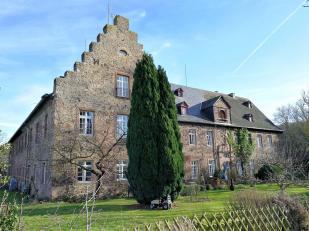 Das ehemalige Kloster Schweinheim