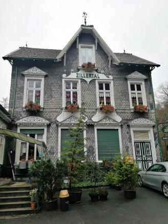 Gasthaus im Zillertal