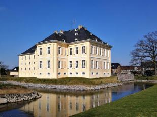 Schloss Miel, heute ein Golfclub mit Restaurant