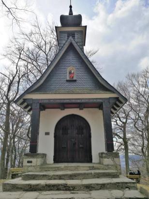 Kapelle auf dem Borberg