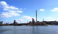 Die ehemaligen Hüttenwerke Krupp Mannesmann - heute thyssenkrupp Steel Europe